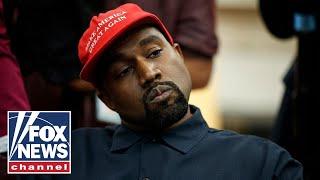 The intolerant left attacks Kanye West's White House visit