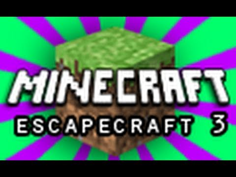 Minecraft: The Escape, Redux! (EscapeCraft 3) Ep. 2