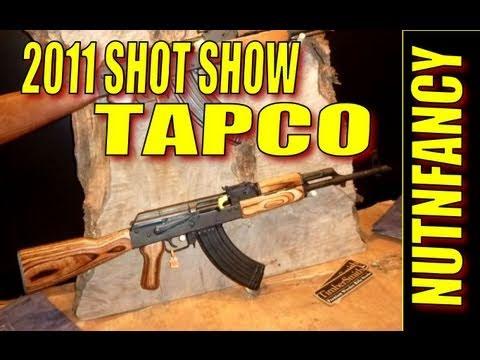 Nutnfancy SHOT Show 2011: Tapco Update!