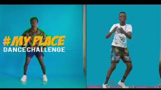 My place by dprince FT donjazzy
