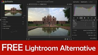 Darktable: A Free Lightroom Alternative