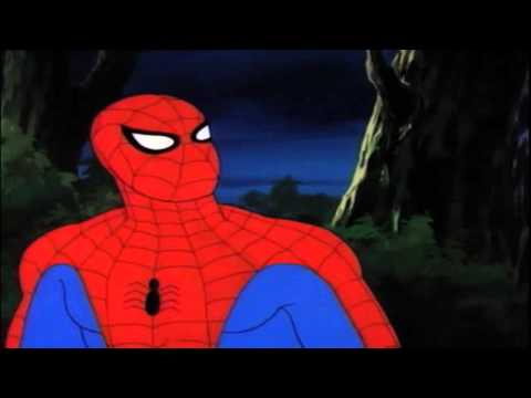 Spiderman Cartoon Parody #34 Butt sex!