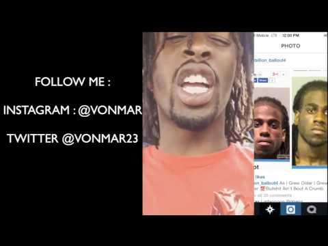 Vonmar Frying Chief Keef, Dcyoungfly,  Billionaire Black, Bobby Shmurda, Ice Jj Fish, Lil Jay video