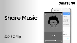 01. Samsung Music Share: It's a Bluetooth party | Samsung US