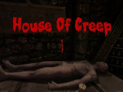 Let's Play: Amnesia - House Of Creep 1: Versuchter Rape [german hd] [+download] video