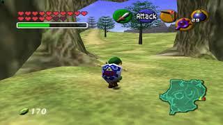 The Legend Of Zelda Ocarina Of Time #29 Magic Beans & hearts