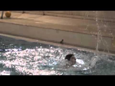 Alexis water polo Shot 1