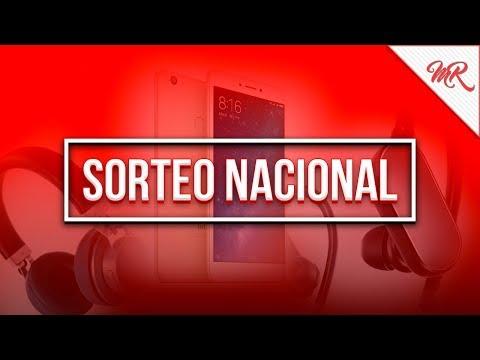 SORTEO NACIONAL ◊ 3 GANADORES ◊ Marcos Reviews