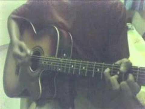 Jiske Aane Se - Diljale - Acoustic Guitar