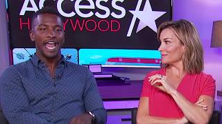Ruben Dominguez Talks Access Hollywood with Kit Hoover, Scott Evans & Mario Lopez