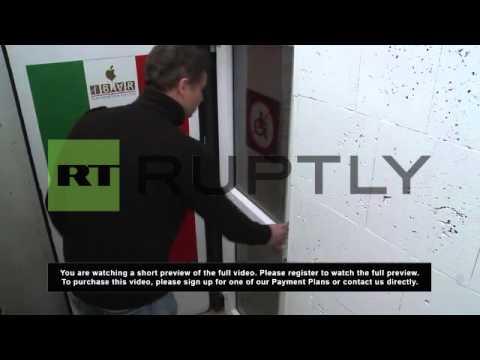 Ukraine: Tymoshenko barred from Simferopol bar