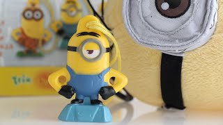 2015 New Minions Movie Cereal Toy