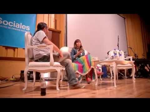 Gabriela Cerruti y Darío Sztajnszrajber dialogaron #VivirBienenlaCiudad  cierre de Alerta Pachuca