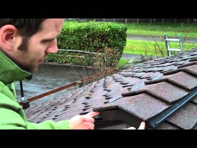 Kirkland Roofer, Pro Roofing Tip - Custom Detail on Ridge Vent