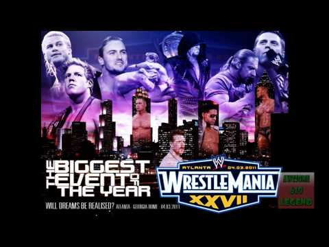 Wwe Wrestlemania 27 Unofficial Theme Song | hangman By Rev Theory | Hd 720p video
