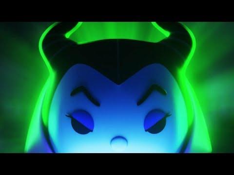 Spook At Graveyard A Tsum Tsum Short Disney