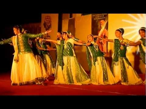 Fusion Dance Of Radha,jab Tak Hai Jaan Poem Nd Kehta Hai Mera Yeh Dil Piya video