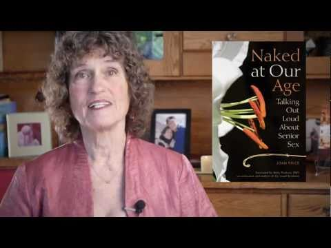 Joan Price discusses the myths about senior sex and describes her two books ...