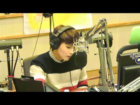 130417 Sukira -  Live by Ryeowook