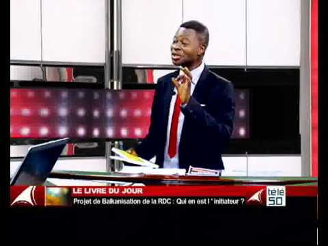 PROJET DE BALKANISATION DE LA RDC: QUI EN EST L'INITIATEUR? PARTI2