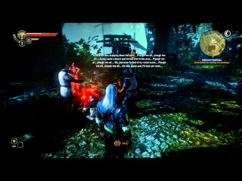 Real Campfire Singing (Witcher 2)