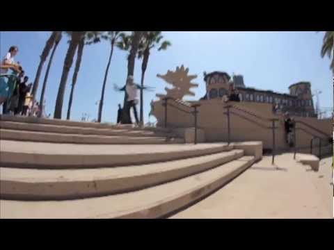 GNARLY! Impossible Santa Monica (Dylan Williams)