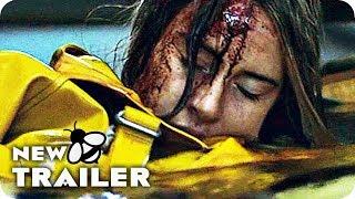 Adrift Clips & Trailer (2018) Shailene Woodley Movie