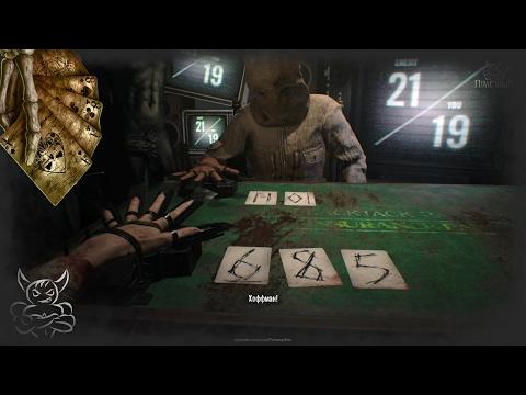 Resident Evil 7 - 21 [В Очко с Лукасом] xD