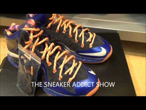 2013 Nike Lebron 10 Elite Super Hero X Sneaker HD Review With @DjDelz Superhero