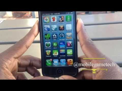 Proof - Factory Unlocked iPhone 5 On T-mobile 4G LTE Confirmed + Speed Test
