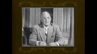 Napoleon Hill Speech