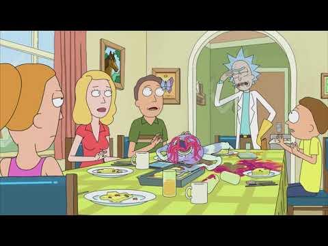 Lo zio Steve - Rick and Morty clip ITA