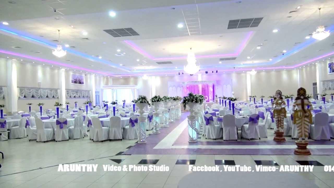 salle elysee mariage decoration crystal youtube. Black Bedroom Furniture Sets. Home Design Ideas