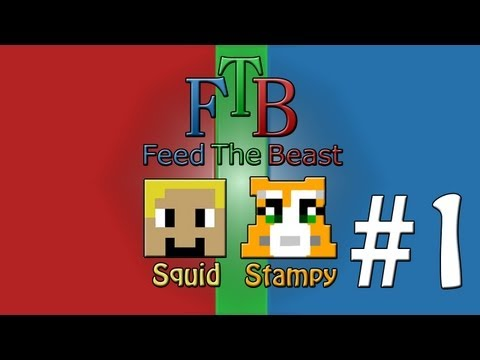 Feed The Beast #1 - And So It Begins - W/Stampylongnose
