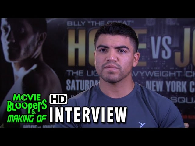 Southpaw (2015) Behind the Scenes Movie Interview - Victor Ortiz is 'Ramone'