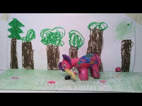 200112 Der Frosch und der Elefant Linus