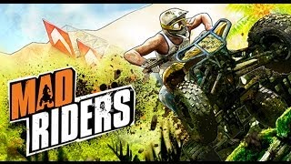 Descarga e Instala Mad Riders