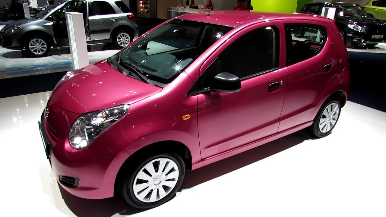 2014 suzuki alto exterior and interior walkaround 2013