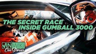 The secret race inside the Gumball 3000
