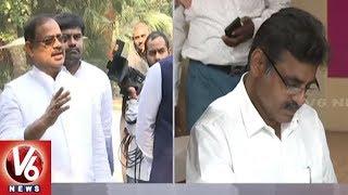 Khuntia and Konda Vishweshwar Reddy Meet Rahul Gandhi, Slams TRS and BJP Govt | Delhi
