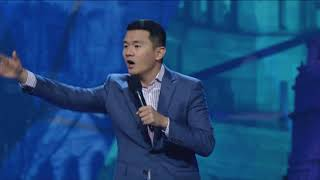 Just For Laughs: All Access | Ronny Chieng on Donald Trump Has Flaws