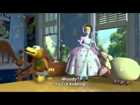 Toy Story Funny Hindi Clip video