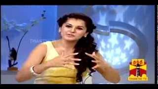 NATPUDAN APSARA - Simran,Taapsee EP07, seg-1 Thanthi TV