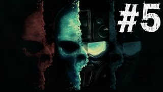 Ghost Recon Future Soldier - Gameplay Walkthrough - Part 5 [Mission 3] - NOBLE TEMPEST