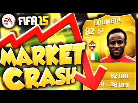 FIFA 15 - AWESOME TOTY MARKET CRASH SQUAD! (FIFA 15 ULTIMATE TEAM)