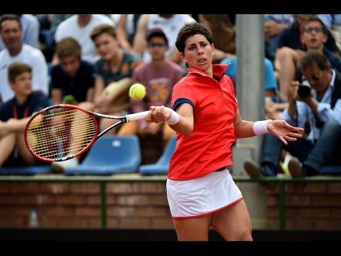 Highlights: Carla Suarez Navarro (ESP) v Roberta Vinci (ITA)