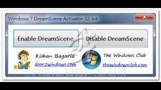 Como Descargar Dream Windows Escene Personalizar Escritorio 2016 windows 7,8,8.1,10