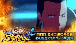 Hiashi head of the Hyuga Clan!!! Naruto Shippuden Ultimate Ninja Storm 4 Mods