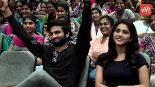Nannu Dochukunduvate Promotional Tour in Eluru | Sudheer Babu | Nabha Natesh