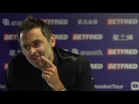 O'Sullivan Downs Ding To Reach Record-Equalling 19th Crucible Quarter Final!